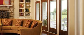 Single Patio Doors With Built In Blinds Patio Door