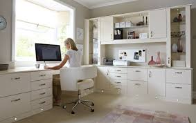 Home Beautiful Decor Awesome 60 Home Office Cabinets Design Decorating Inspiration Of