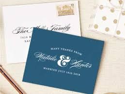 wedding photo thank you cards wedding thank you cards wedding thank you notes by basic invite