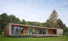 architektur ferienhaus ferienhaus scharmützelsee berlin holzbau i holzfassaden