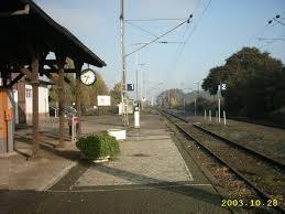 Bad Salzuflen Bahnhof Max Planck Straße Mapio Net