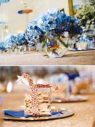 boy baby shower centerpieces blue boy baby shower ideas hostess with the mostess