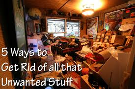 things to get rid of 5 ways to get rid of all that unwanted stuff movearoo moving blog