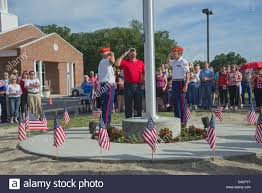 Flags Of Florida Flag Pole Dedication At First Baptist Church Of High Springs