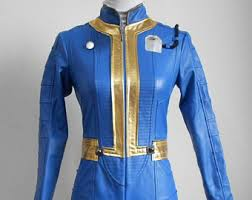 Fallout Halloween Costume Fallout Costume Etsy