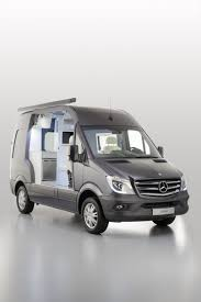 sprinter rv mercedes brings its own sprinter camper van to 2013