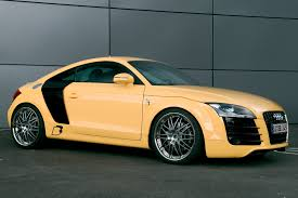 2009 audi tts information and photos zombiedrive