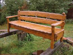 Designer Wooden Benches Outdoor by 33 Wooden Benches Complimenting Garden Design And Backyard Landscaping