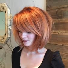 graduated bob hairstyles with fringe 60 messy bob hairstyles for your trendy casual looks