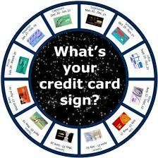 zodiac cards what s your sign zodiac credit cards creditcards