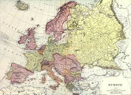 Map Of Central Europe by Europe Maps