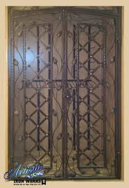 9 best wrought iron wine cellar doors images on pinterest cellar