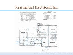 electrical plan chapter 29 electrical plans chapter 29 electrical plans ppt