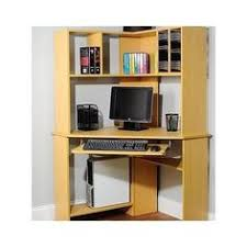 Black Computer Desk With Hutch Corner Computer Desk Hutch Dorm Bedroom Home Office Furniture