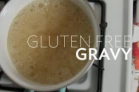 gluten free thanksgiving gravy foodie but bougie
