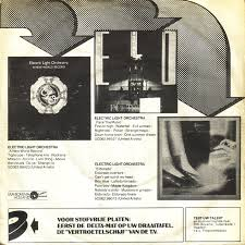 Electric Light Orchestra Telephone Line 45cat Electric Light Orchestra Telephone Line Poorboy The