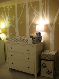 Using A Dresser As A Changing Table Hemnes Dresser By Ikea To As Changing Table 249 Cdn
