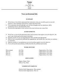 sample accomplishments on resume tailoring accomplishments to your