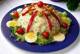 recette de cuisine russe recette salade à la russe pour l été 750g