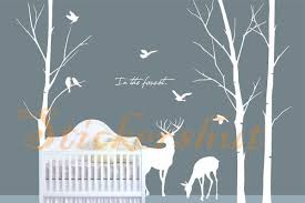 tree wall decals for nursery family tree wall decal tree wall kids room birch tree wall decal