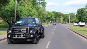 2014 ford f450 black ops truck fully loaded youtube