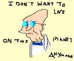 Farnsworth Meme - futurama meme