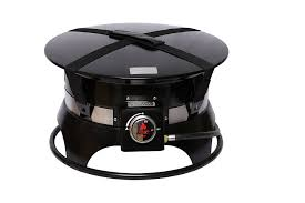 outland firebowl premium portable propane fire pit review