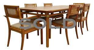 Hickory Dining Room Table by Sold Hickory Mfg Co Dining Table With 6 Chairs Sold