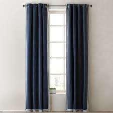 Big Lots Blackout Curtains by Ticking Stripe Border Drapery Panel 3d Cgtrader
