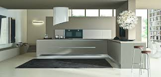 contemporary kitchen wood veneer ego composition 4 corazzin