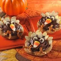thanksgiving turkey cookies recipe