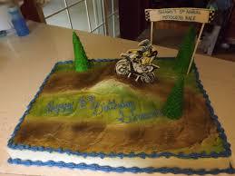 motocross bike cake the crafty couple motocross sheet cake
