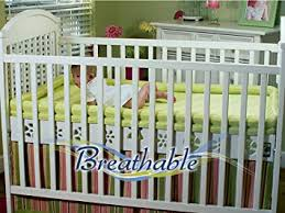 Crib Mattress Base Secure Beginnings Heaven Sent Breathable Crib