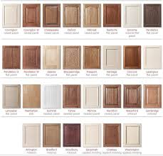 kitchen cabinet wood choices cabinet wood colors home design