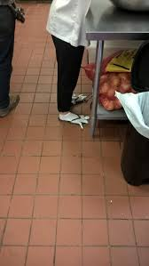 Kitchen Shoes by This Is What Happens When You Don U0027t Wear Closed Toed Shoes In The