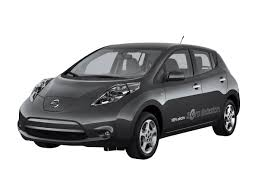 nissan black car old how gm beat tesla to the first true mass market electric car wired
