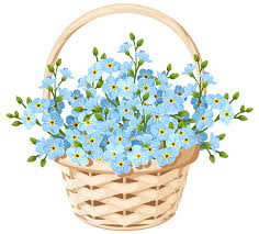 flower basket flower basket transparent png clip image gallery