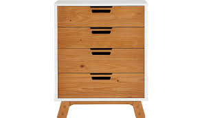 Asda Filing Cabinet Alfie Chest Of 4 Drawers Two Tone Nursery George At Asda