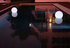 floating pool ball lights 20cm led decorations floating pool decoration led glow ball with led