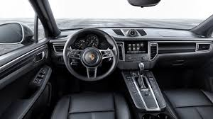 porsche cayenne 2016 interior new model year cutting edge infotainment in the cayenne and new