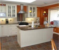 Editors Picks Our Favorite Colorful Kitchens Kitchen Photos - Orange kitchen cabinets