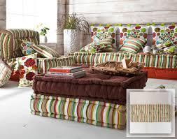 canapé coussin de sol coussin matelas de sol fashion designs