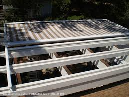Awnings Covers Retractable Pergola Covers Ers Shading San Jose Ca