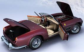 Ferrari California 1960 - ferrari 250gt spyder california 1960