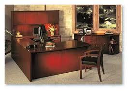 Veneer Desk Hoppers Office Furniture Wood Veneer Desks