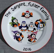 personalized platter custom christmas platter personalized platter gift for