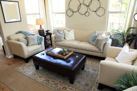 How To Make An Upholstered Ottoman by 50 Beautiful Living Rooms With Ottoman Coffee Tables