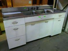 Antique Kitchen Sinks For Sale by Vintage Cast Iron Enameled Sink And Metal Cabinets Much Like Mine