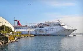 carnival paradise cruise ship sinking missing passengers carnival paradise overboard couple cruise ship