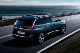 peugeot range 2016 all new 2017 peugeot 5008 suv test drive interior youtube